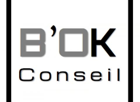 B.OK-Conseil – Création de site carte de visite/CV