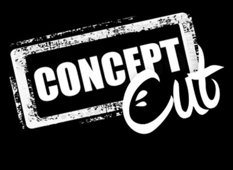 Concept Cut – site vitrine