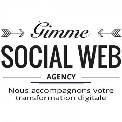 Gimme Social Web – Refonte de blog en site corporate