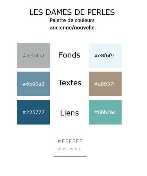 refonte de site e-commerce palette