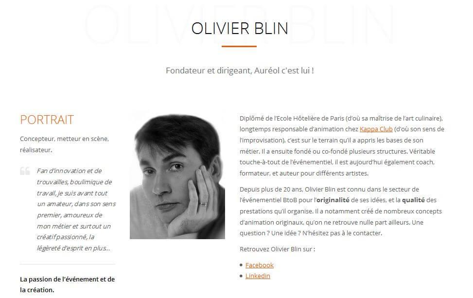 aureol portrait olivier blin