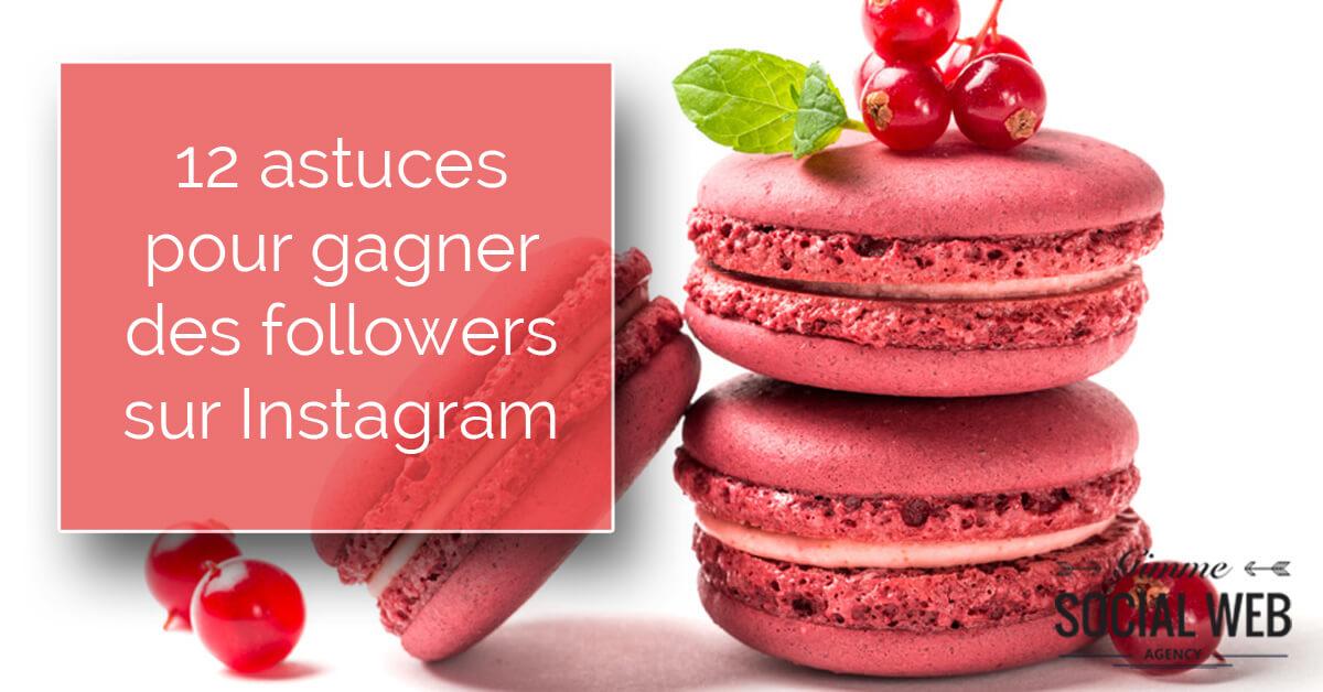 gagner plus de followers sur Instagram