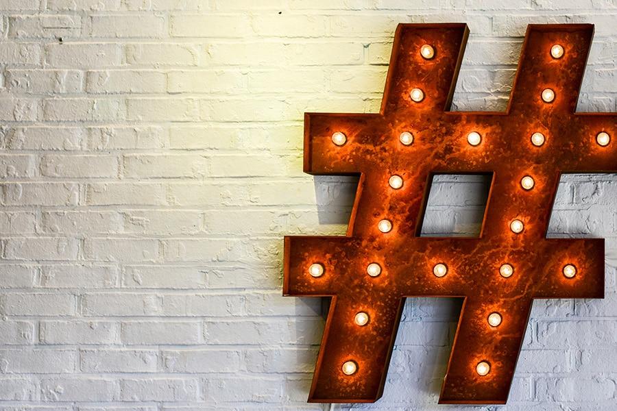 trouver les bons hashtags cover