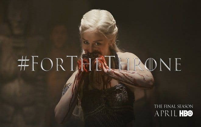 trouver les bons hashtags game of throne saison 8