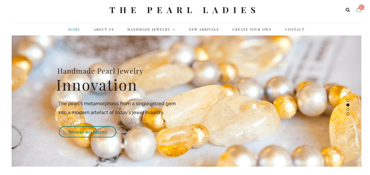 the pearl ladies visuel 2