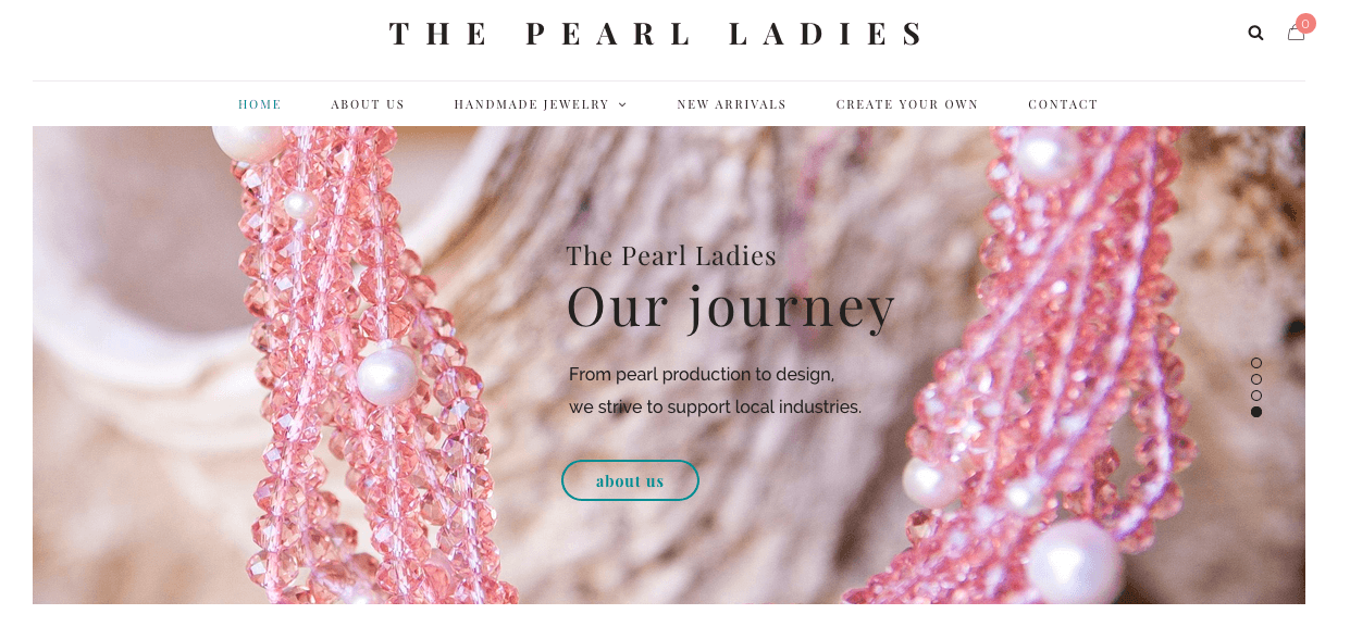 the pearl ladies visuel 4