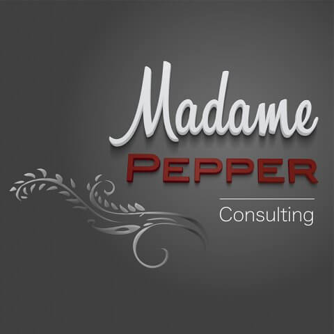 Madame Pepper Consulting – Création de site multilingue