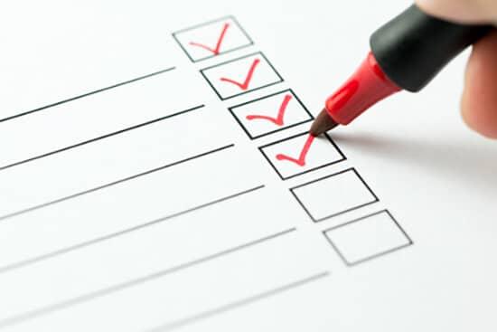 questionnaire en ligne gratuit cases à cocher