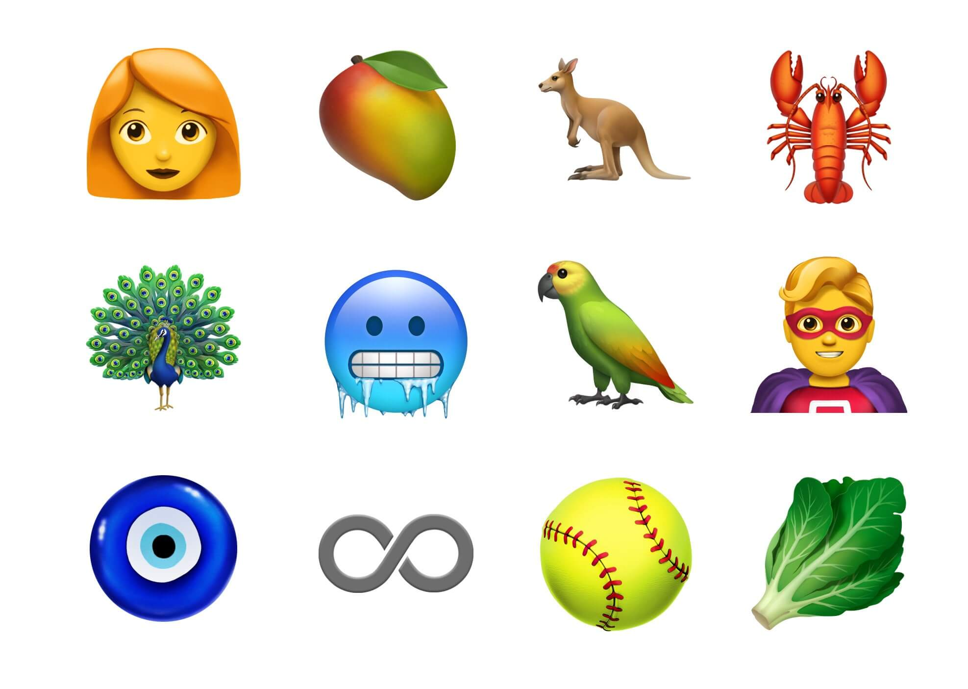 bien utiliser les emojis new apple