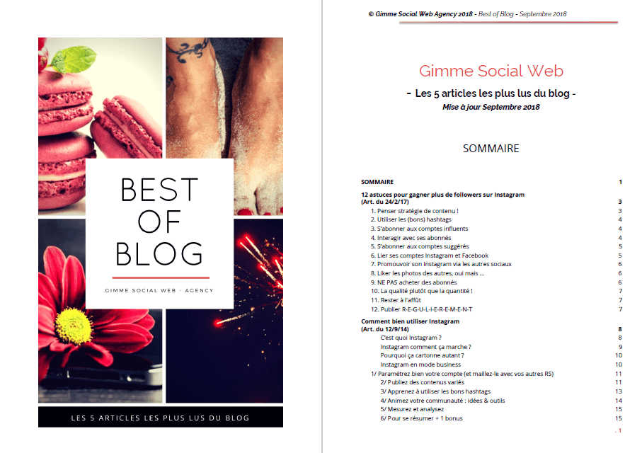 le meilleur du blog Gimme Social Web Best Of Blog 2