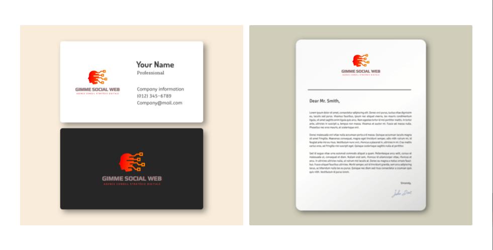 créer un logo gratuit exemples utilisation