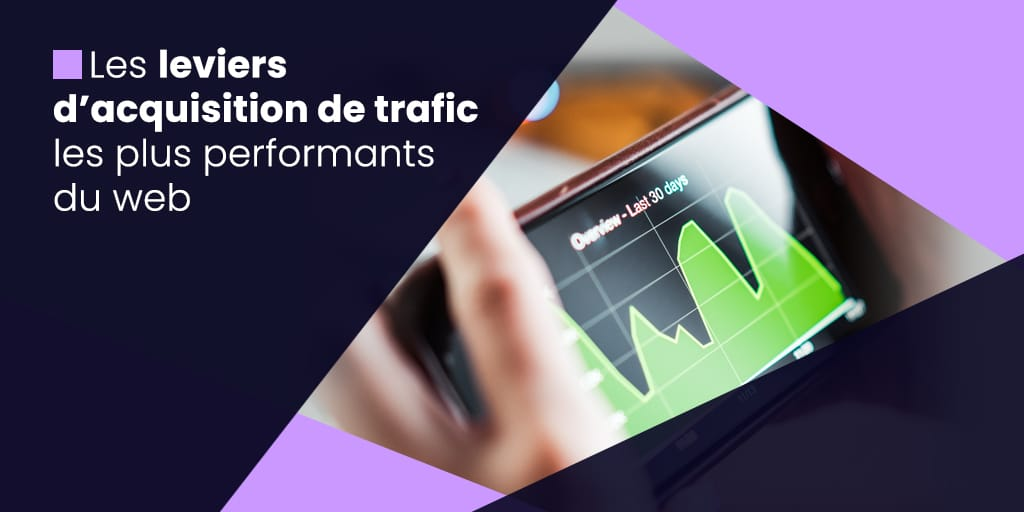 acquisition de trafic leviers performants